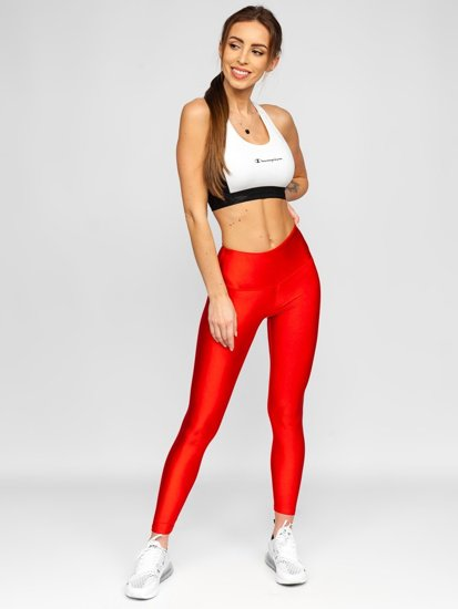 Leggings da donna rossi Bolf HD148